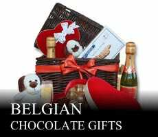 Belgian chocolate gifts Europe