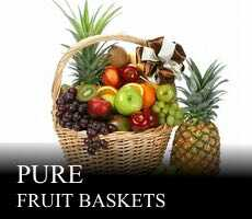 Fruit baskets Europe